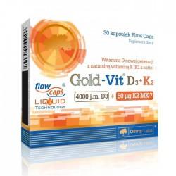 OLIMP Gold-Vit D3+K2 2000...
