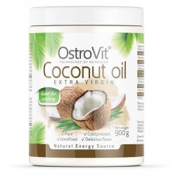 OstroVit Coconut Oil 900g...