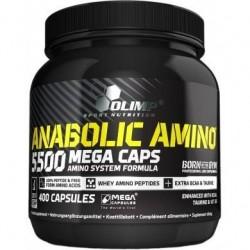 OLIMP Anabolic Amino 5500  400 kaps