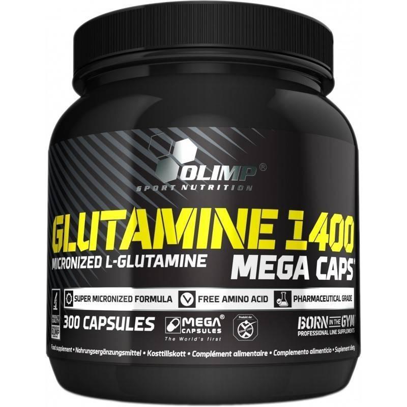 OLIMP L-Glutamina 300caps 1400mg