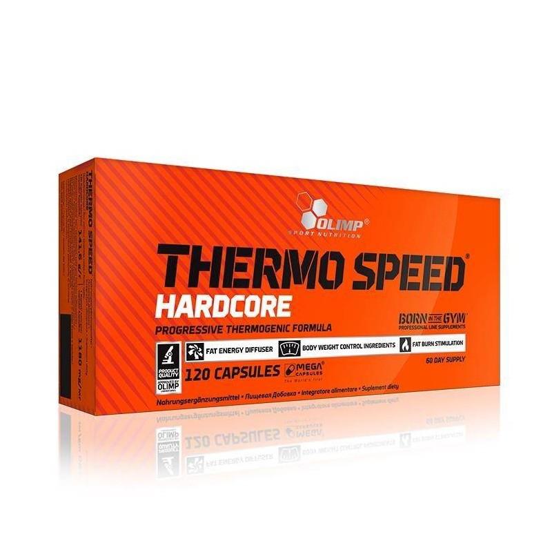 OLIMP Thermo Speed HARDCORE 120caps