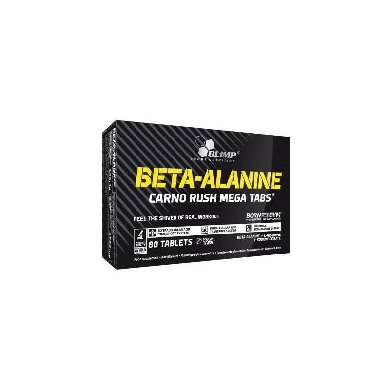 OLIMP Beta-Alanine Carno Rush 80 tabs
