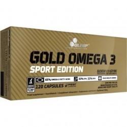 OLIMP Gold Omega 3 120 kaps sport