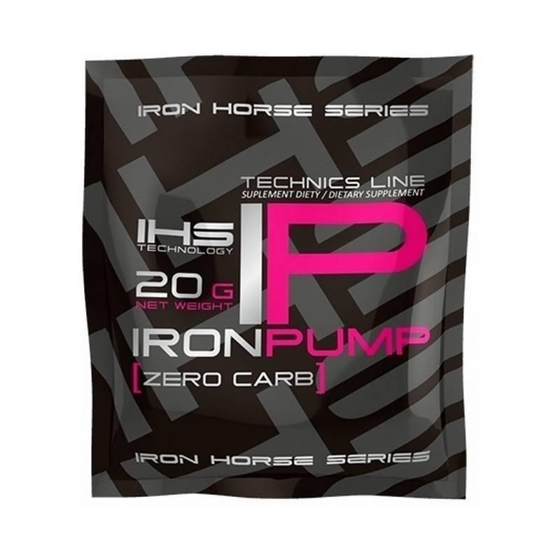 IRON HORSE Iron Pump sasz. 20g