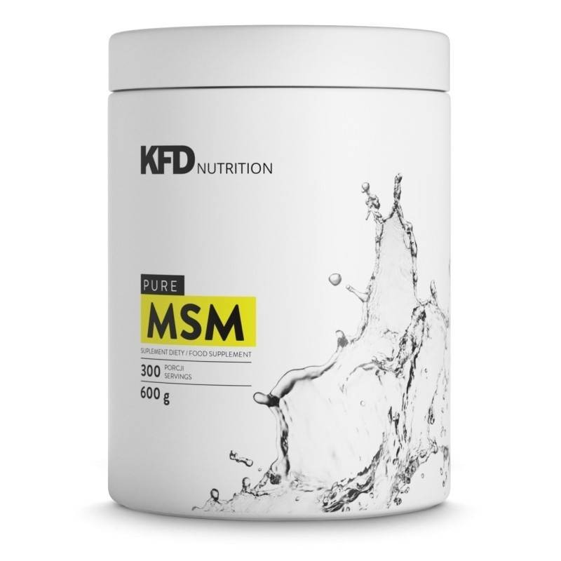 KFD Pure MSM 600g