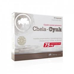 OLIMP Chela Cynk 30 caps BLISTRY