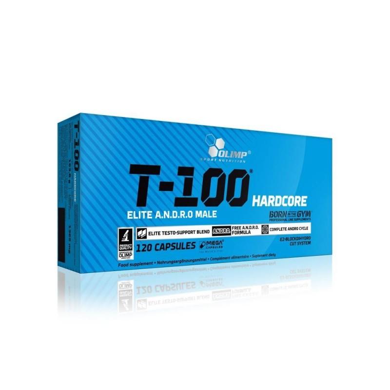 OLIMP T-100 Hardcore 120caps