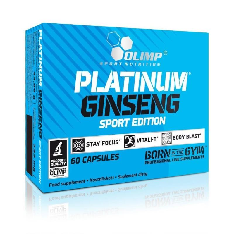 OLIMP Platinum Ginseng Sport 60cap