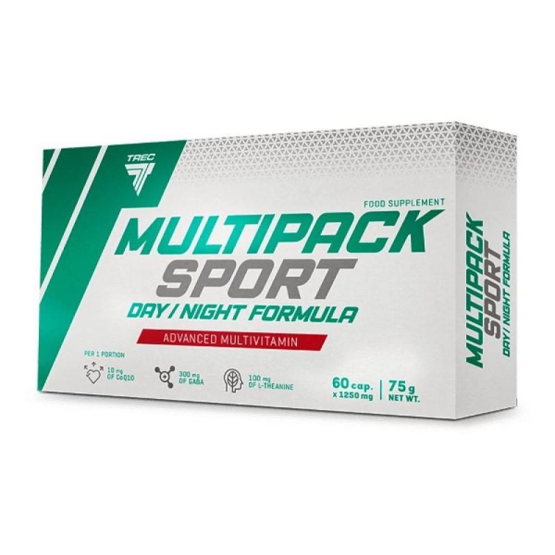TREC Multi Pack Day/Night 60 kaps